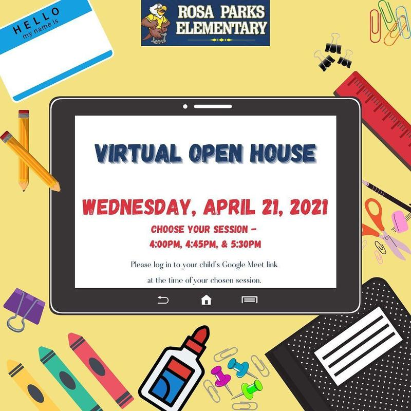 Please join us for our Virtual Open House Featured Photo