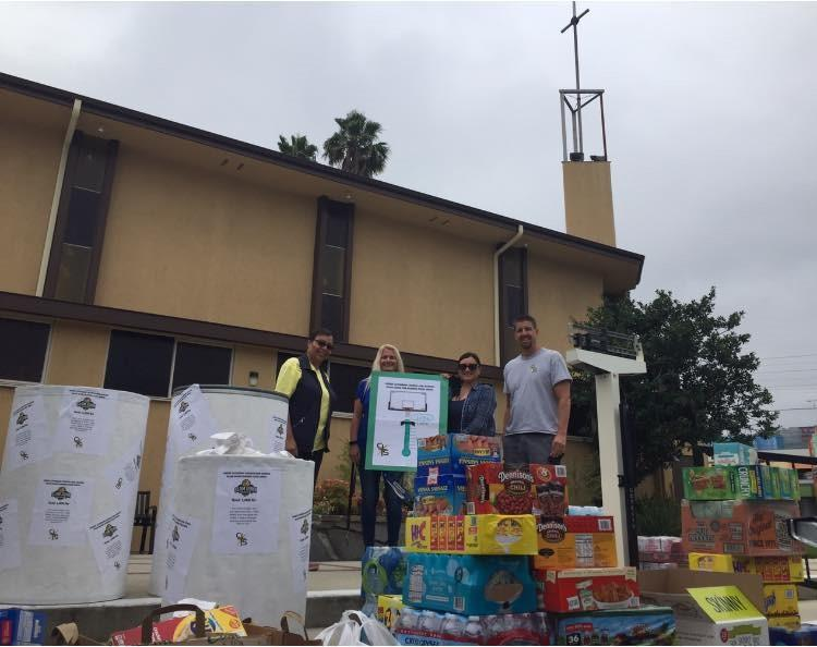 CLCS Food Drive to support Lutheran Social Services Featured Photo