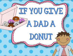donuts and dad