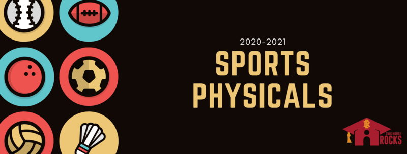 High School Sports Physicals for 2020-2021 Featured Photo