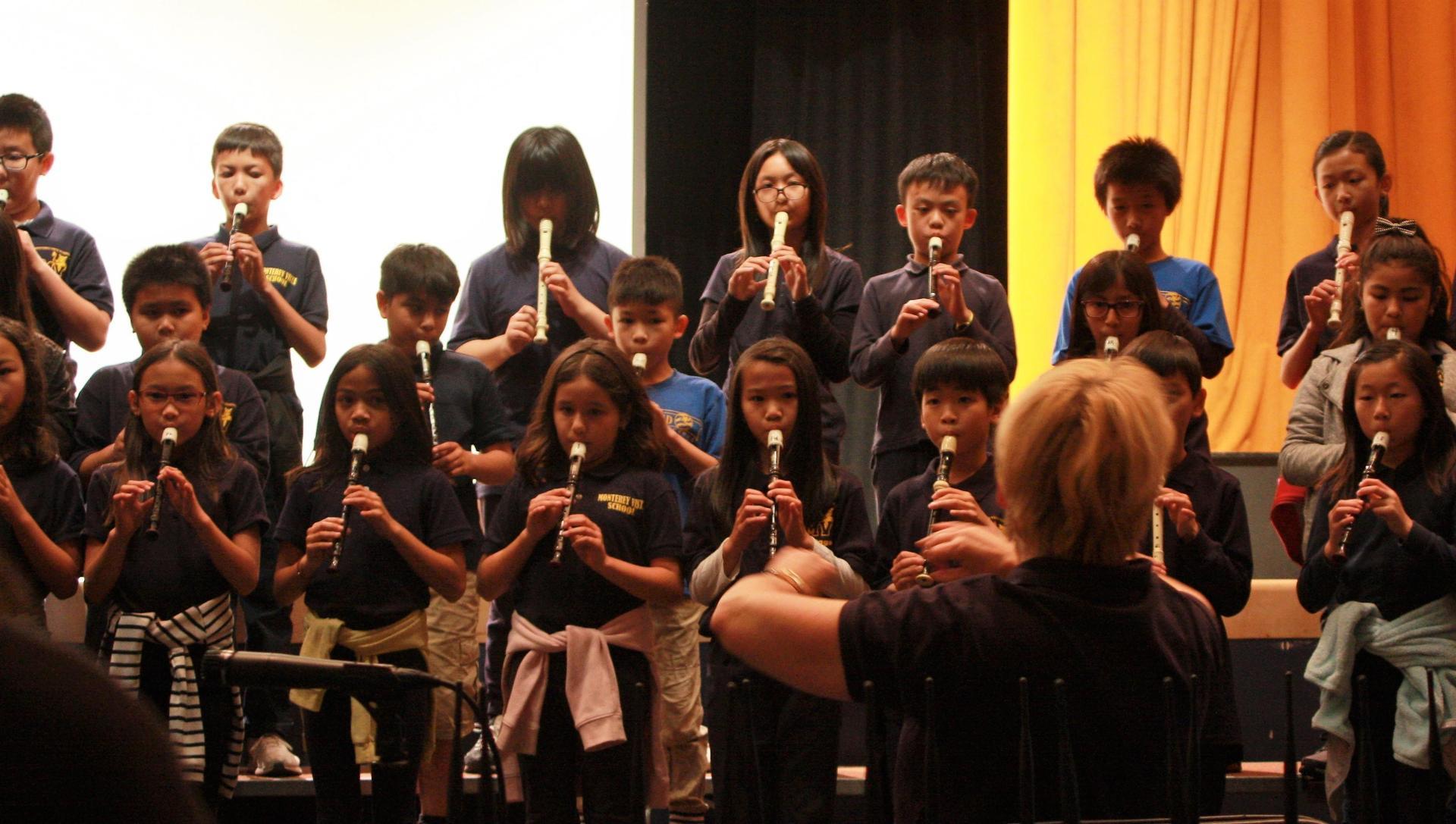 VAPA Showcase - Choir