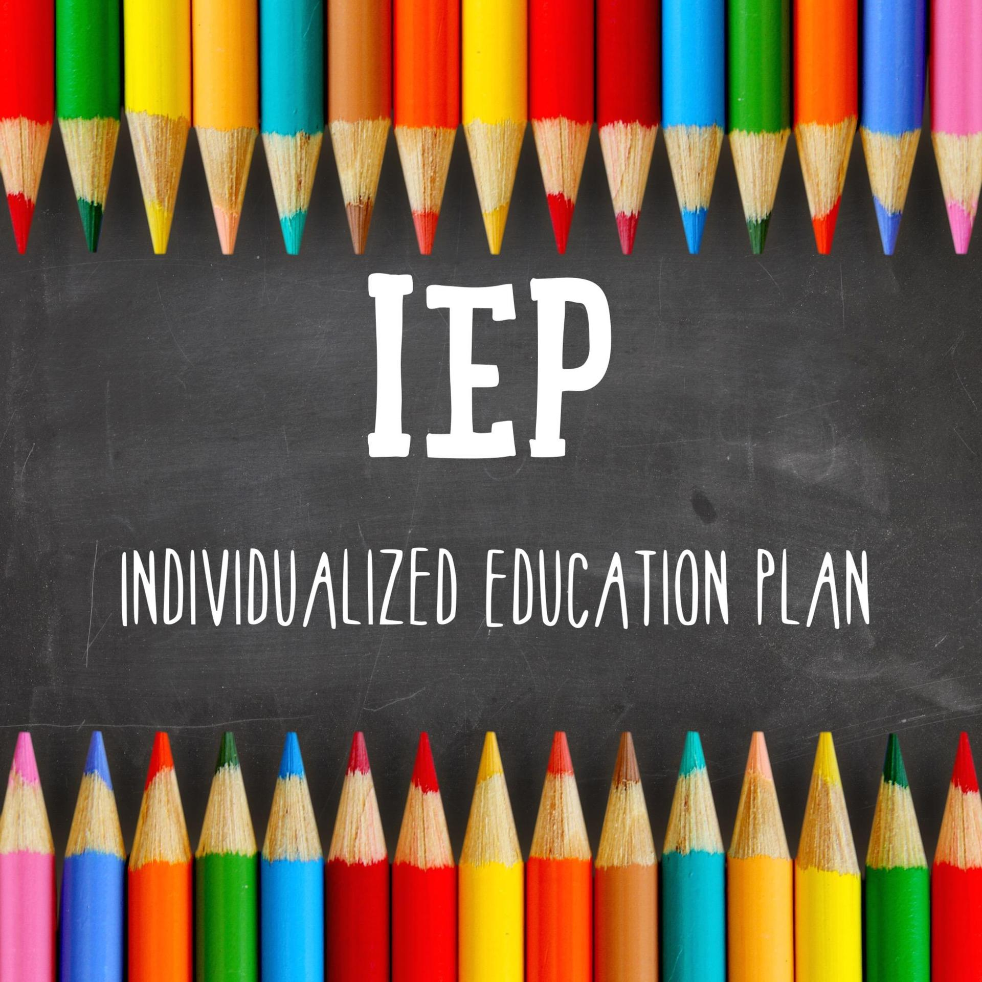 IEP for 2018-2019