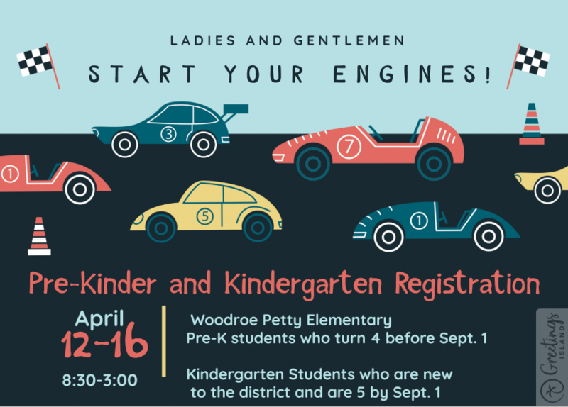 Pre-Kinder / Kindergarten Application Now Available Featured Photo