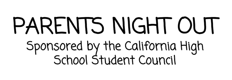 Parents Night Out Sponsored by CHS Student Council Thumbnail Image