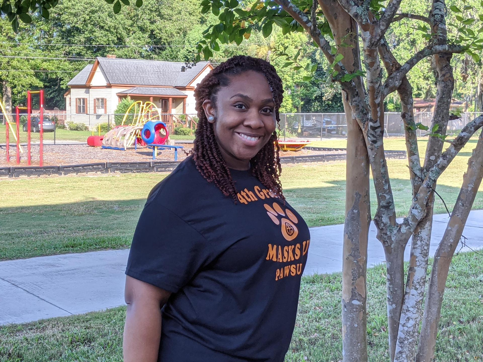 Ms. Christian - Teacher