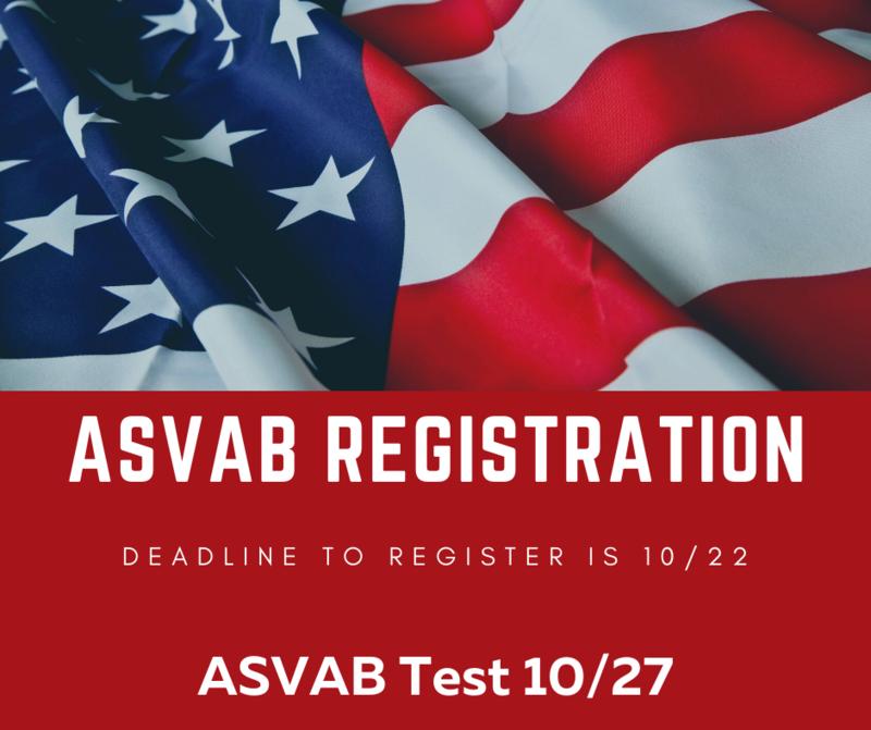 ASVAB Registration Featured Photo