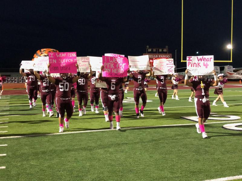 Breast Cancer Victims Honored Featured Photo