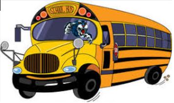 Ferocious Bearcat on bus