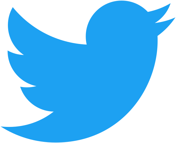 This is a picture of the Twitter logo.