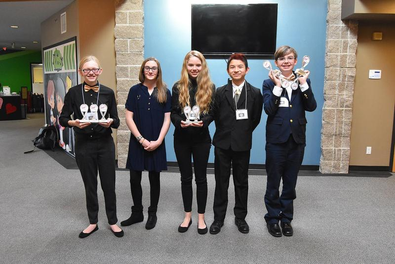 Westwood's FBLA Goes to State! Thumbnail Image