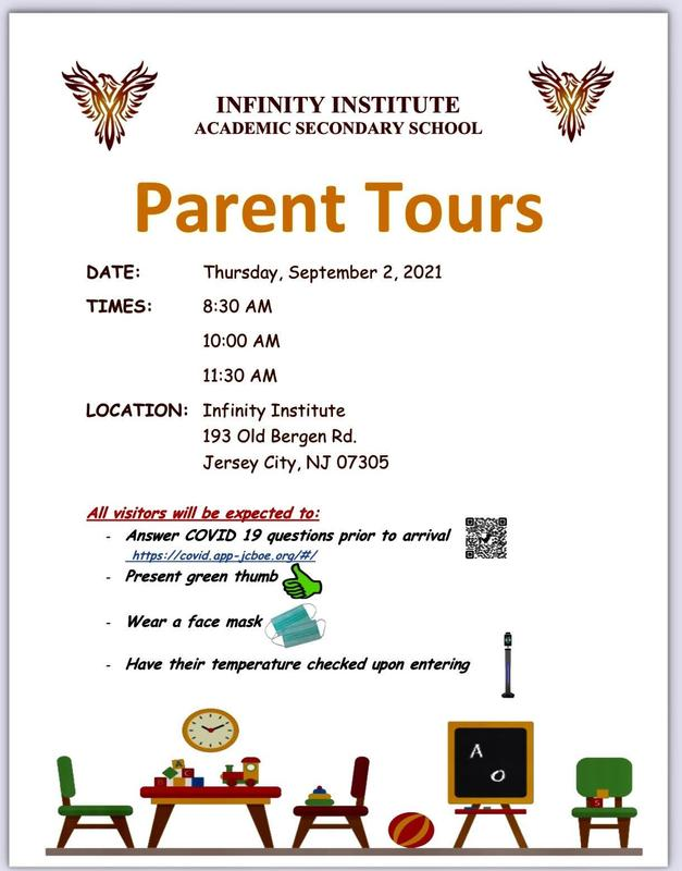 Parent In-Person Tours of Infinity Institute Featured Photo