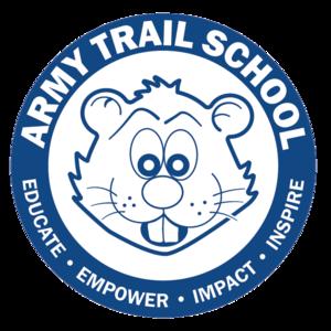 Army Trail Logo