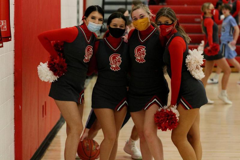 WHS Cheerleaders!