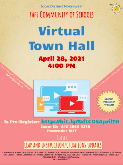 Virtual Town Hall Featured Photo