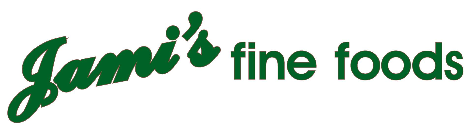 Jami's Fine Foods Logo