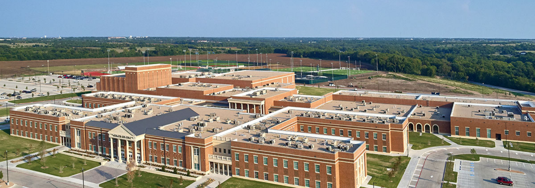 whs aerial view