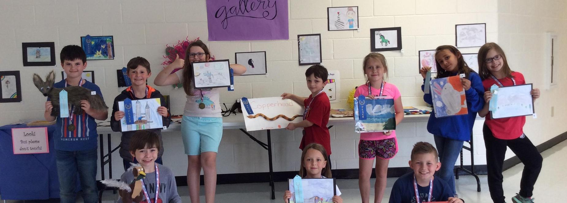 art show participants
