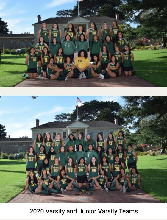 Varsity & Jr. Varsity Team Photos
