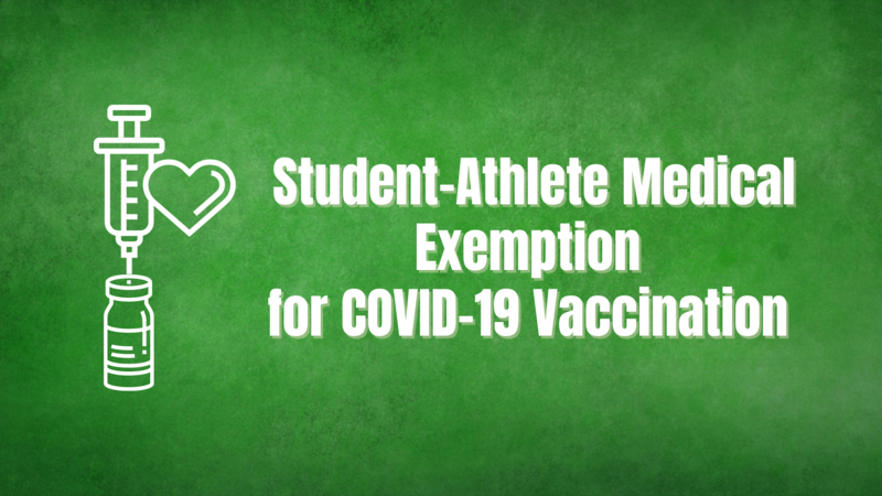 Hawai'i Department of Education Student-Athlete Medical Exemption for COVID-19 Vaccination Featured Photo
