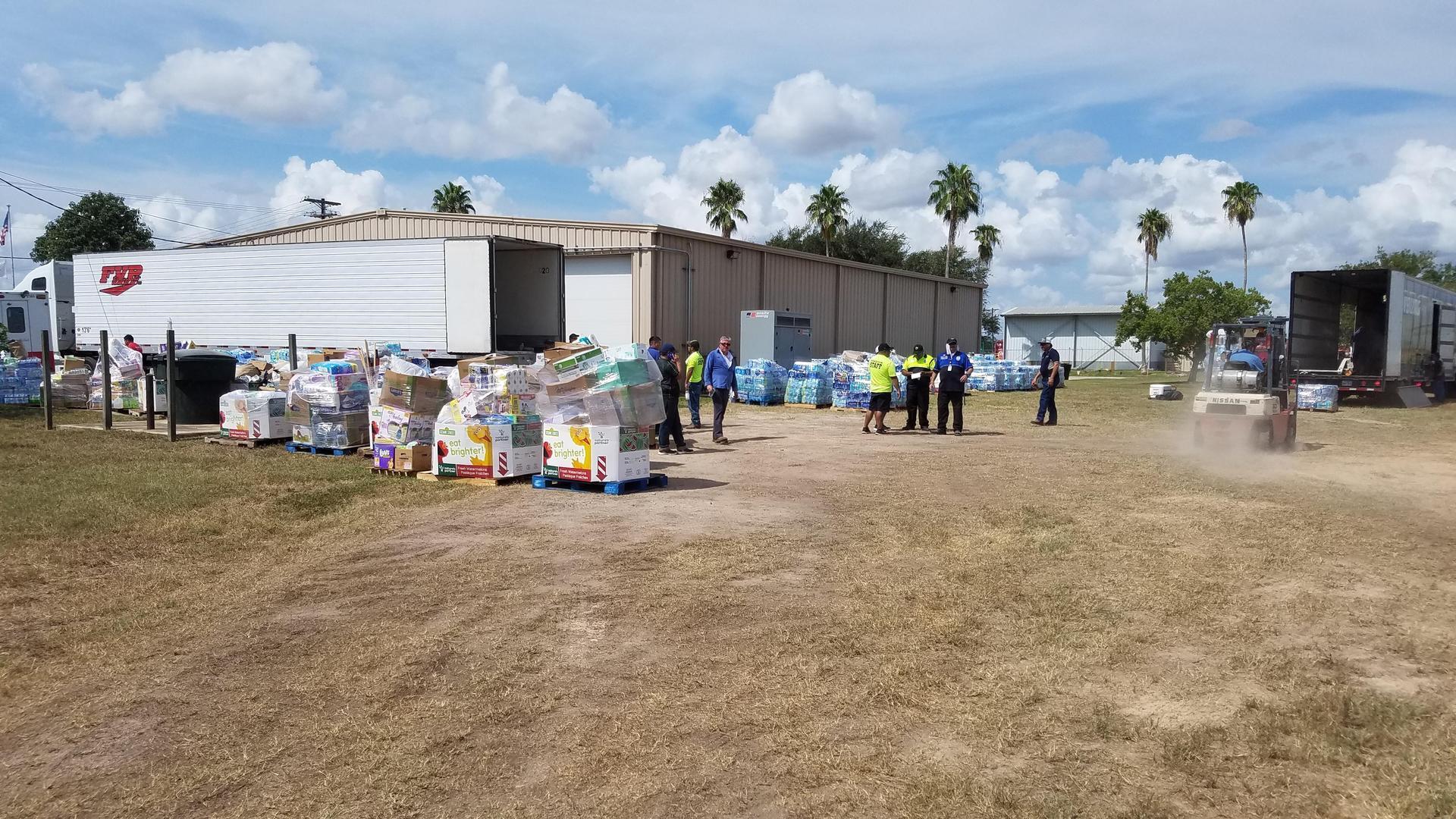 Harvey Donations