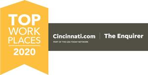 Top Workplaces 2020 logo
