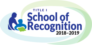 Title I School of Recognition for 2019