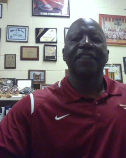Coach Rickey Field