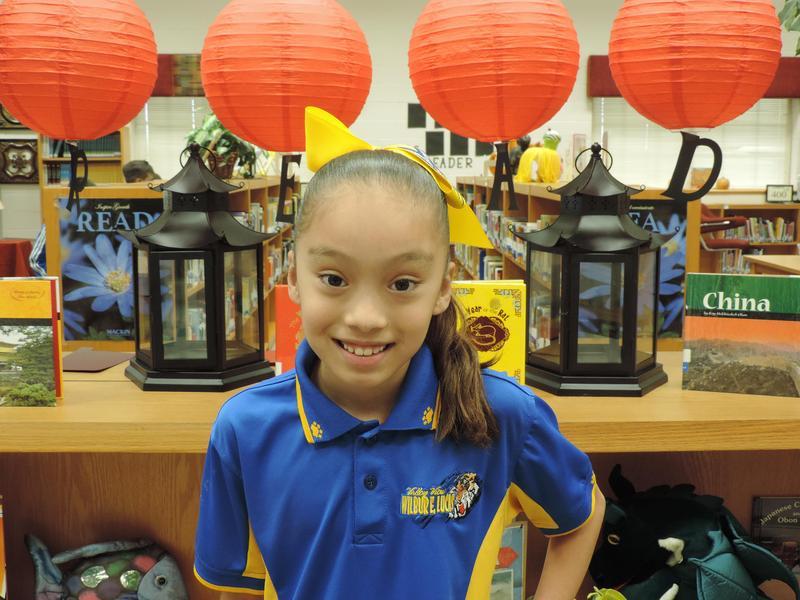 Shantal Morales is our 2nd Tiger Star Reader! Thumbnail Image