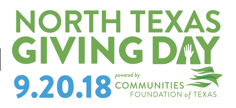 TODAY IS NORTH TEXAS GIVING DAY - DONATE TO AEF TODAY! Thumbnail Image