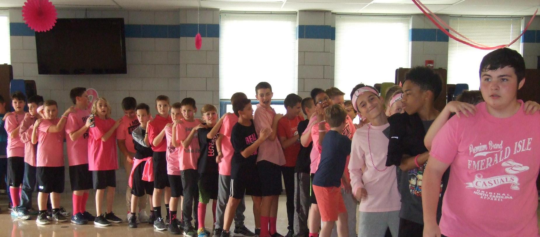 Pink Dance