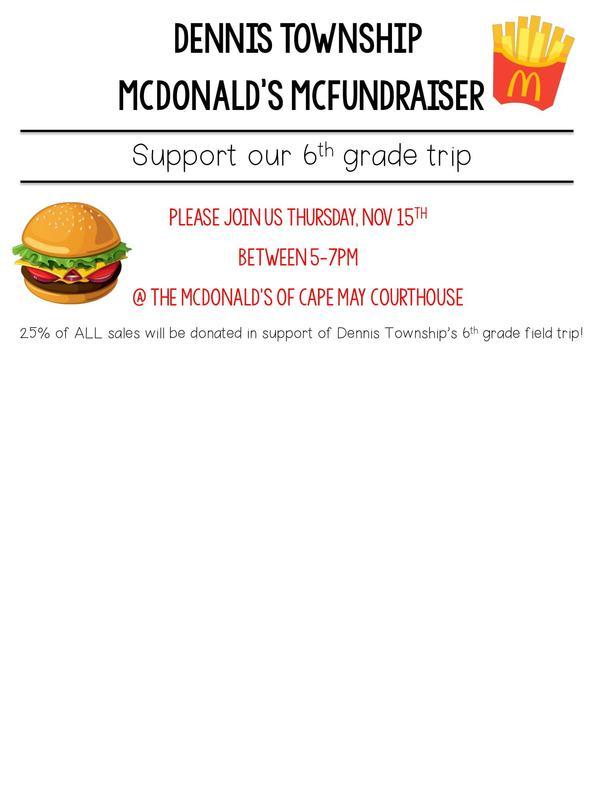 McDonalds McFundraiser Thumbnail Image
