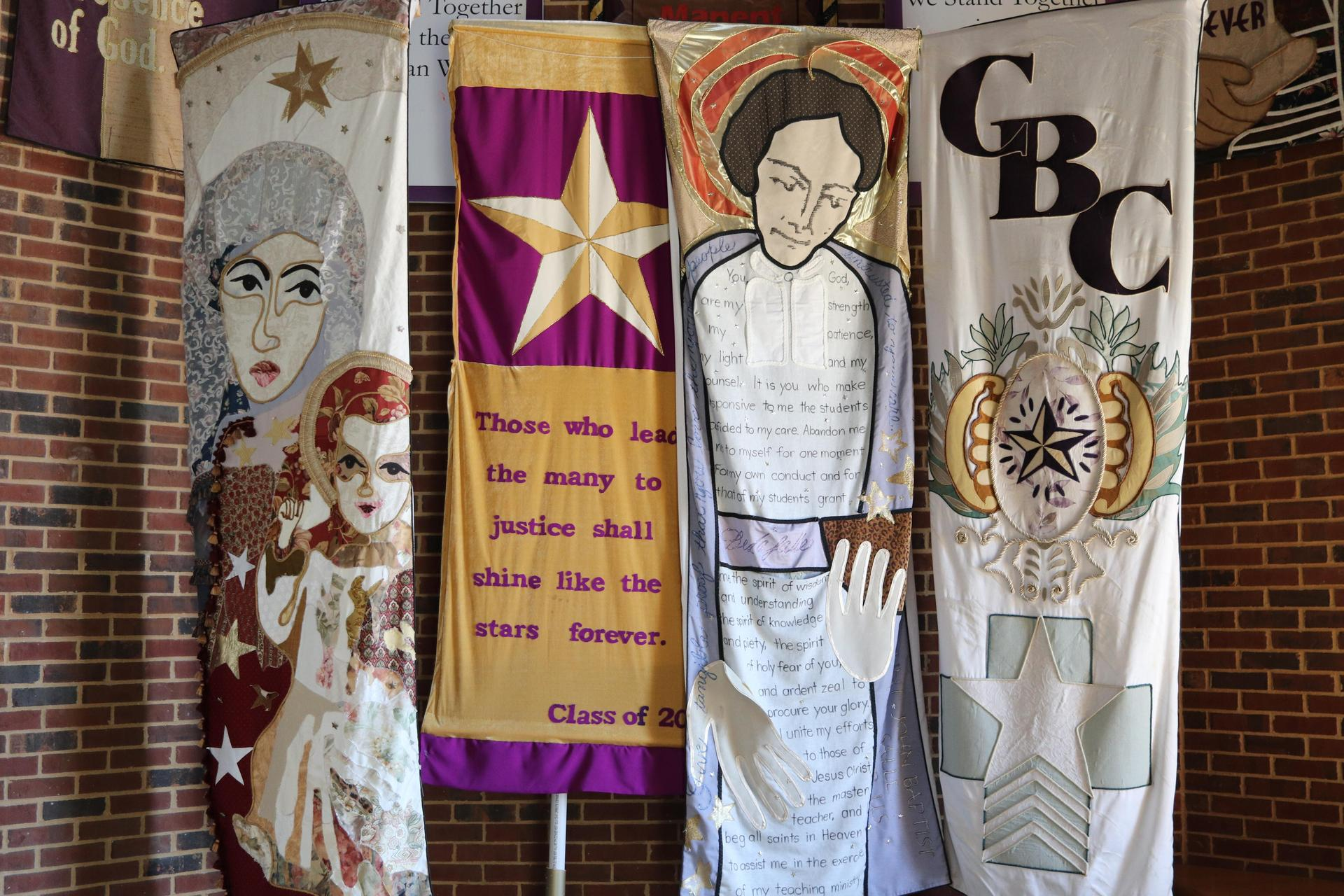 Class banners