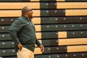 Robert Davis is the new Airport boys basketball coach