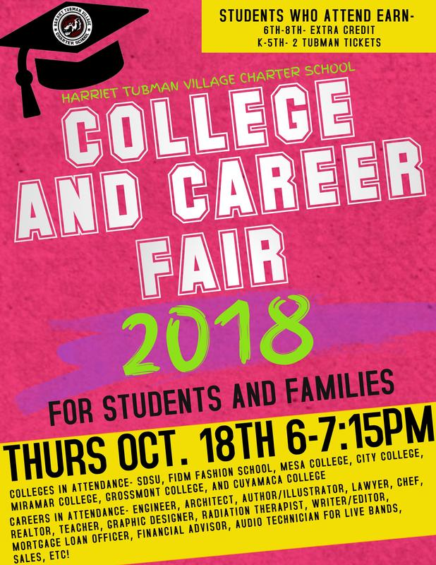 Annual College and Career Fair! Featured Photo