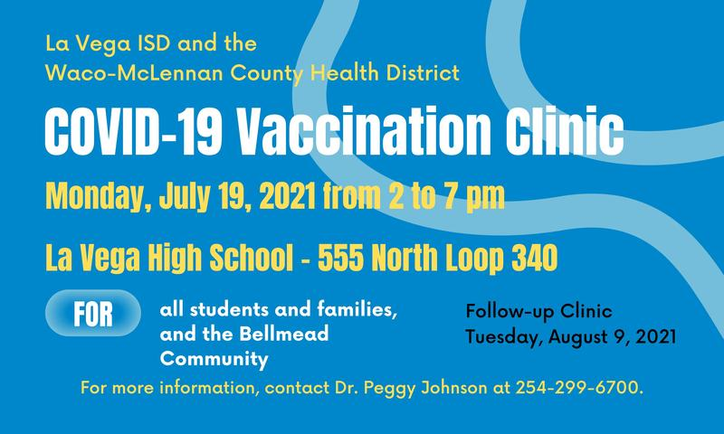 COVID-19 Vaccination Clinic Thumbnail Image