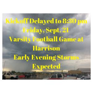 Delay of Kickoff
