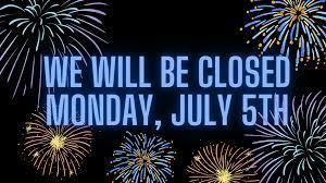 Central High School will be closed on Monday, July 5th Featured Photo