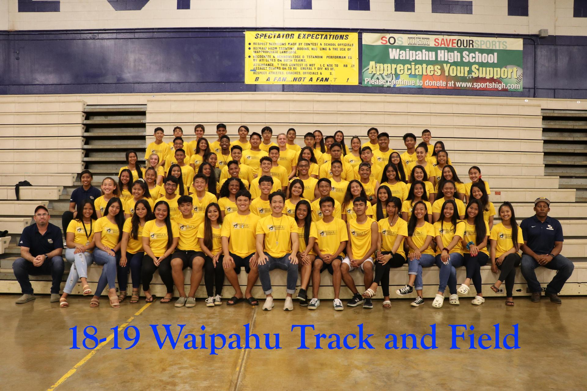 18-19 Track and Field