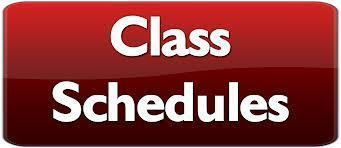 Questions about class schedules... Featured Photo