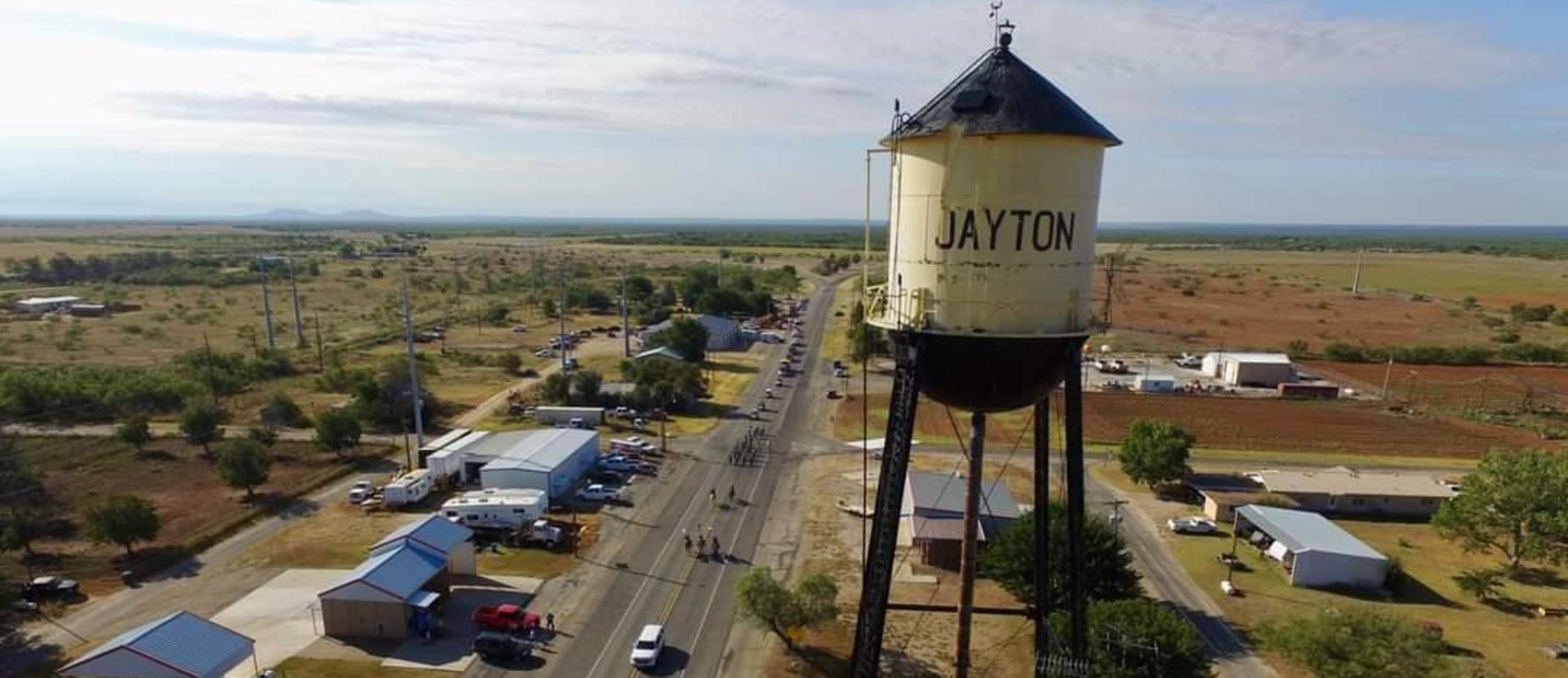 Jayton Water Tower