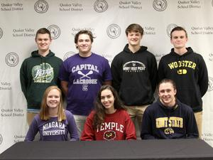 HS Athletic Signings