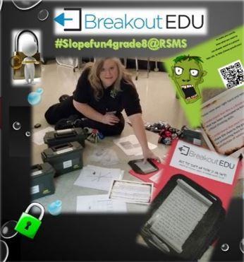 Creating Breakout EDU game
