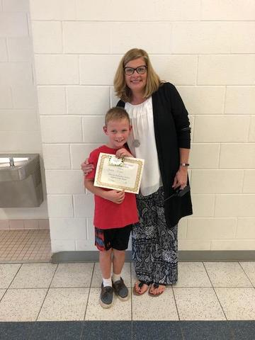 October Student of the Month Featured Photo