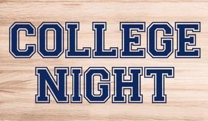 College Night at North Bergen High School!