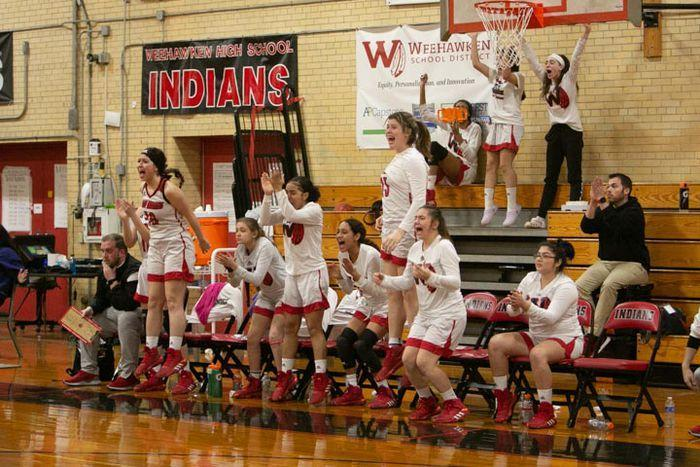 Lady Indians Win Title