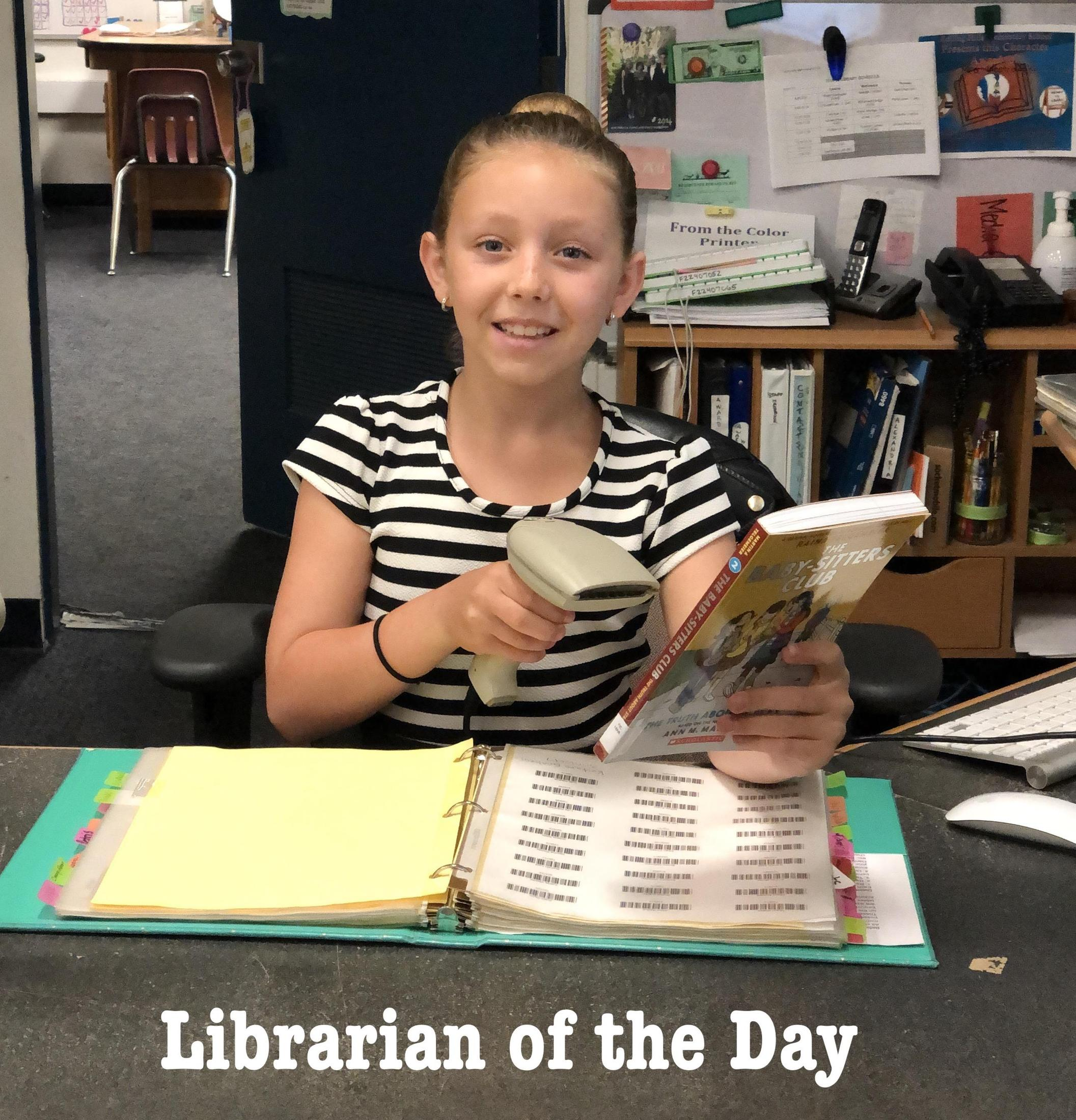 Librarian of the Day