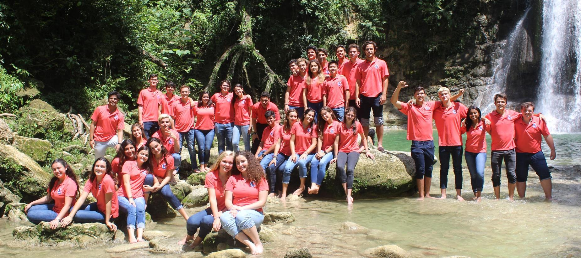 class of 2019 IB Diploma Program at The Baldwin School of Puerto Rico