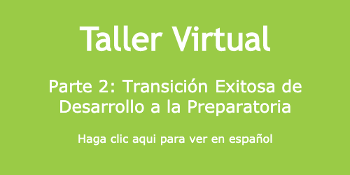 Taller Virtual, Parte 2: Español