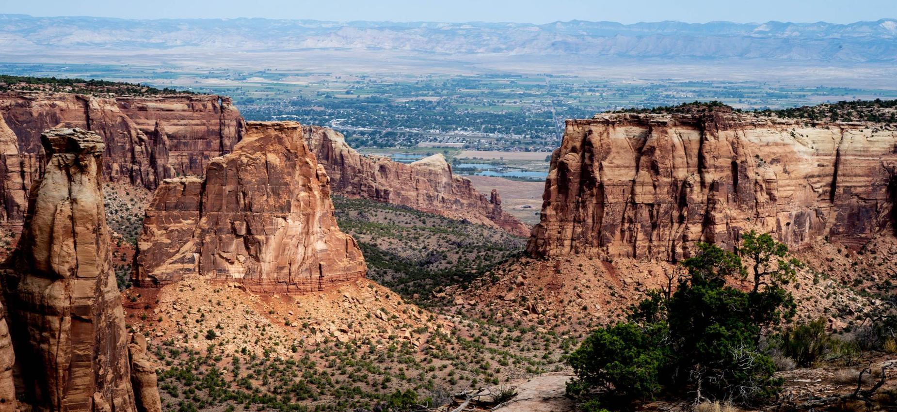 Colorado National Monument Independence Rock