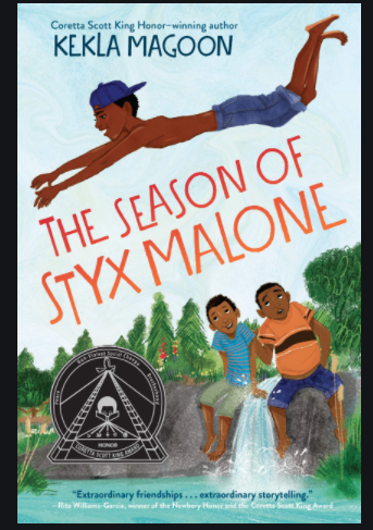 A Season of Styx Malone book cover